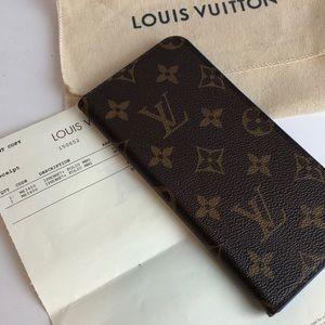 Authentic Louis Vuitton IPhone 7plus Case